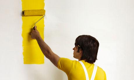 Jak vymalovat byt svépomocí