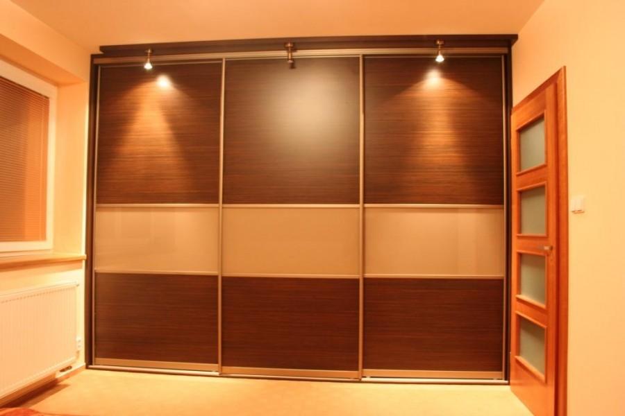 fotogalerie skříně na míru