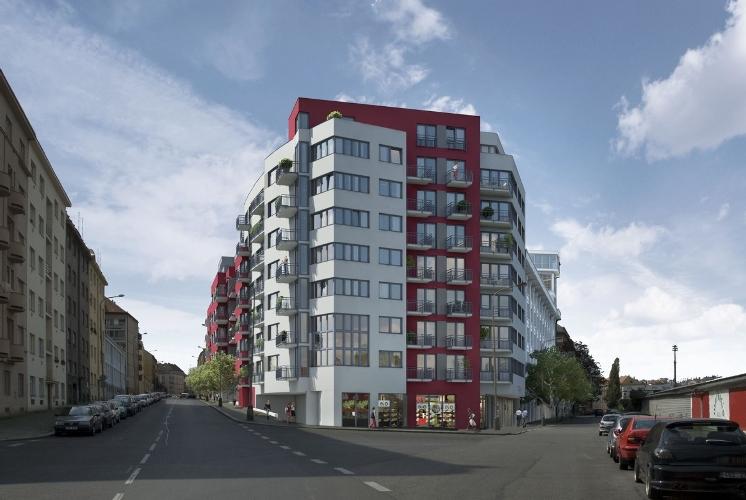 Nové byty Praha 4