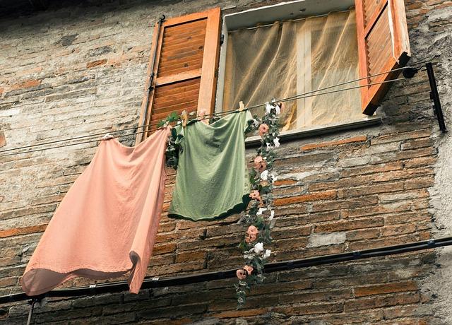 šetrné praní prádla