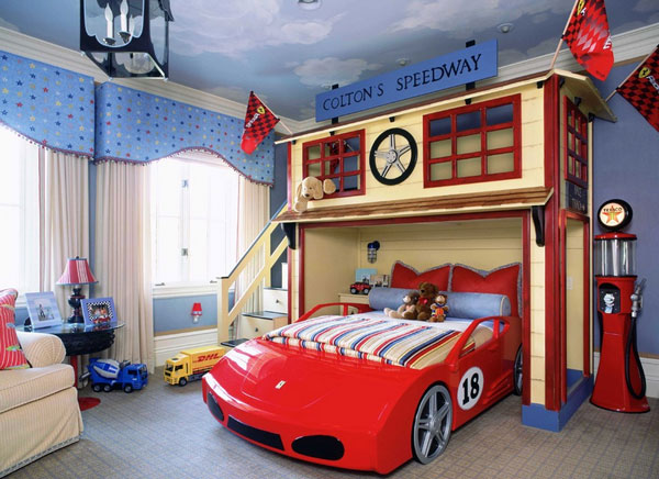 dětská postel